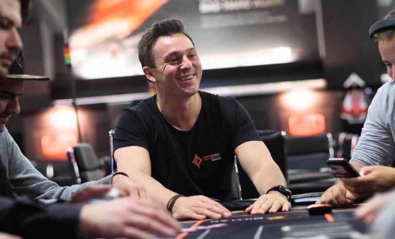 Сэм Трикетт за покерным столом