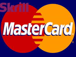 Skrill and MasterCard cashout