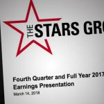Stars Group released results 2017