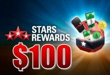 Stars rewards bonus $100