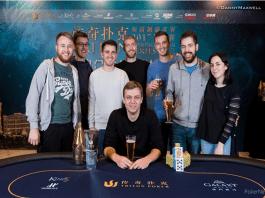 Stefan Schillhabel win Triton Super High Roller Series