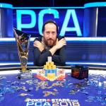 Steve O'Dwyer win High Roller PCA 2018