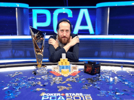 Steve O'Dwyer win High Roller PCA 2018