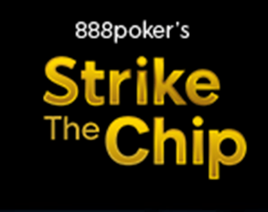Strike the Chip 888poker dec2017