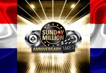 Sunday Million Anniversary Edition Take 2 win Daenarys T