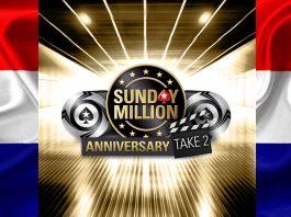 Sunday Million Anniversary Edition Take 2 win Daenarys T