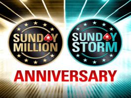 Sunday Million and Sunday Storm anniversaries