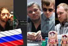 TOP-5 russian poker players