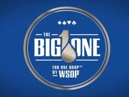 The Big One for One Drop WSOP 2018 players