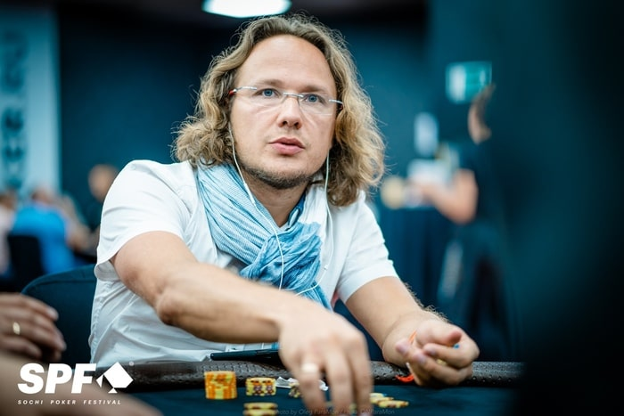 Тимофей Асмолов - 9 место ($2,995)