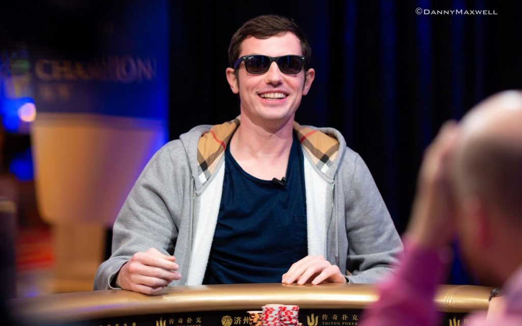 Том Дван на Тритон Покер