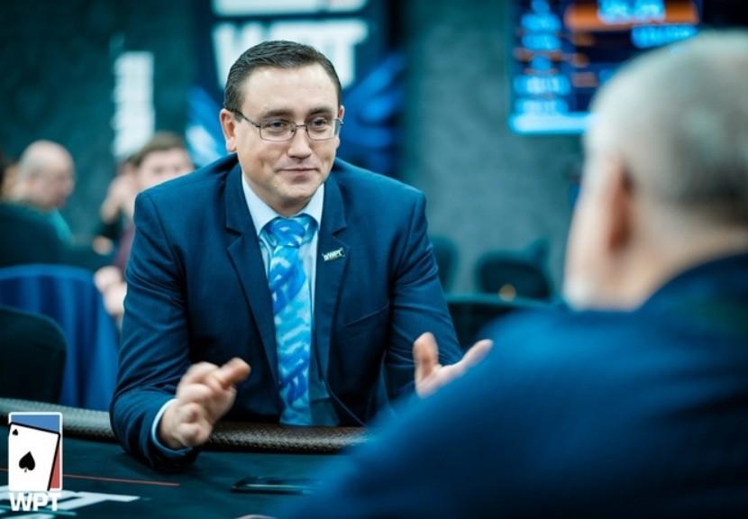 Турнирный директор Сергей Петин