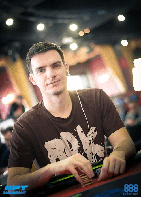 Участие BabyShark14 в Russian Poker Tour