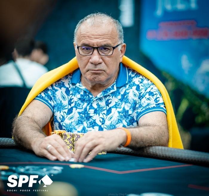 Валерий Аванесян - 8 место ($3,590)
