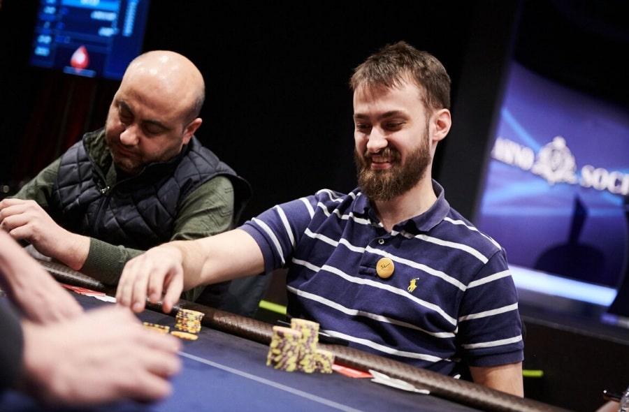 Валерий Янцевич: 5-ое место 2,222,500 руб.