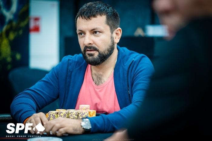 Вартан Манучарян - 7 место ($4,310)