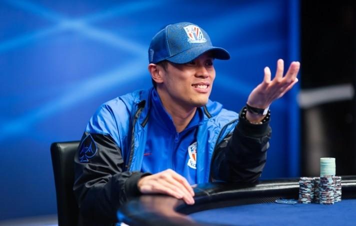 Вей Хуан - раннер-ап Main Event EPT Monte-Carlo (€552,056)