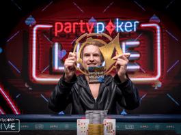 "Viktor ""Isildur1"" Blom wins the ME partypoker LIVE MILLIONS Germany"