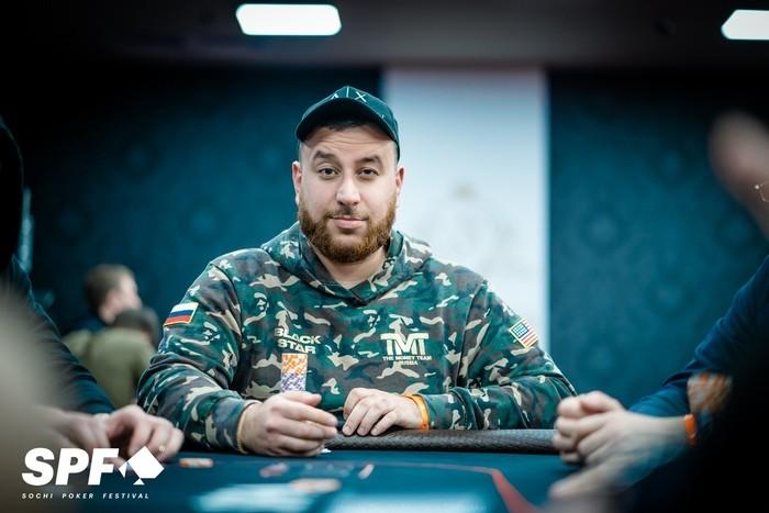 Виталий Аванесян - 5 место ($3,735)