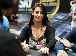 Vivian Saliba 888poker team