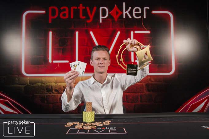Владас Тамасаускас - победитель Win The Button ($15,180)