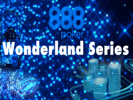 Wonderland Series 888poker