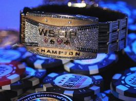 World Series of Poker (WSOP) Main Event winner