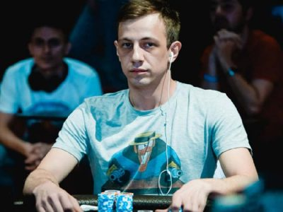 Победитель Main Event WSOP Online 2021 Алексей Вандышев