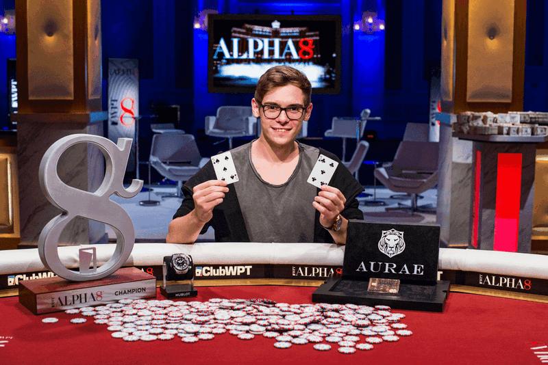 Хольц выиграл Alpha8