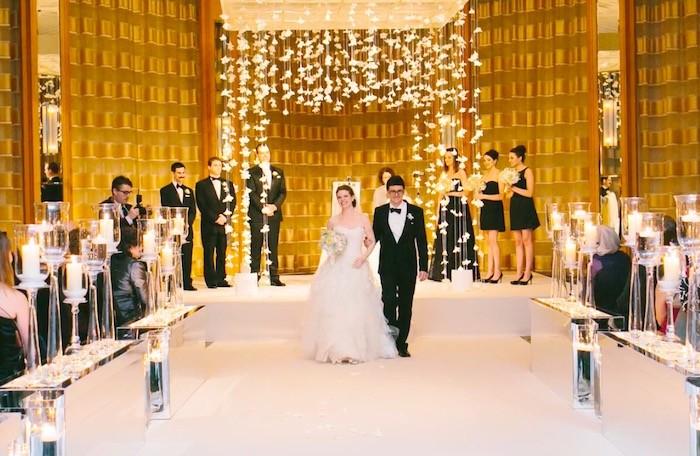 свадьба Хэкстона