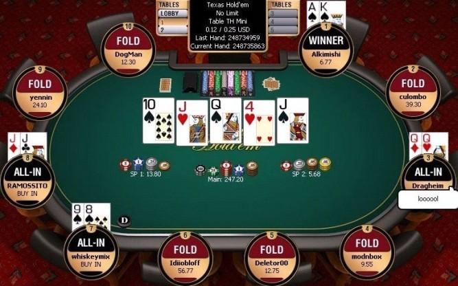 Секреты игры в покер онлайн голден стар игра
