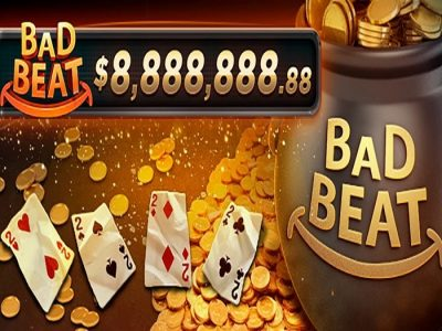 BadBeat Jackpot на GGPokerok