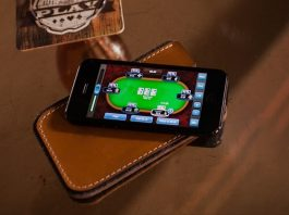 игра покер на деньги на телефон