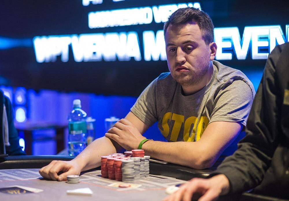 Дитрих Фаст за покерным столом