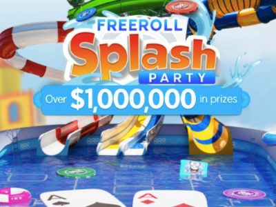 Freeroll Splash Party