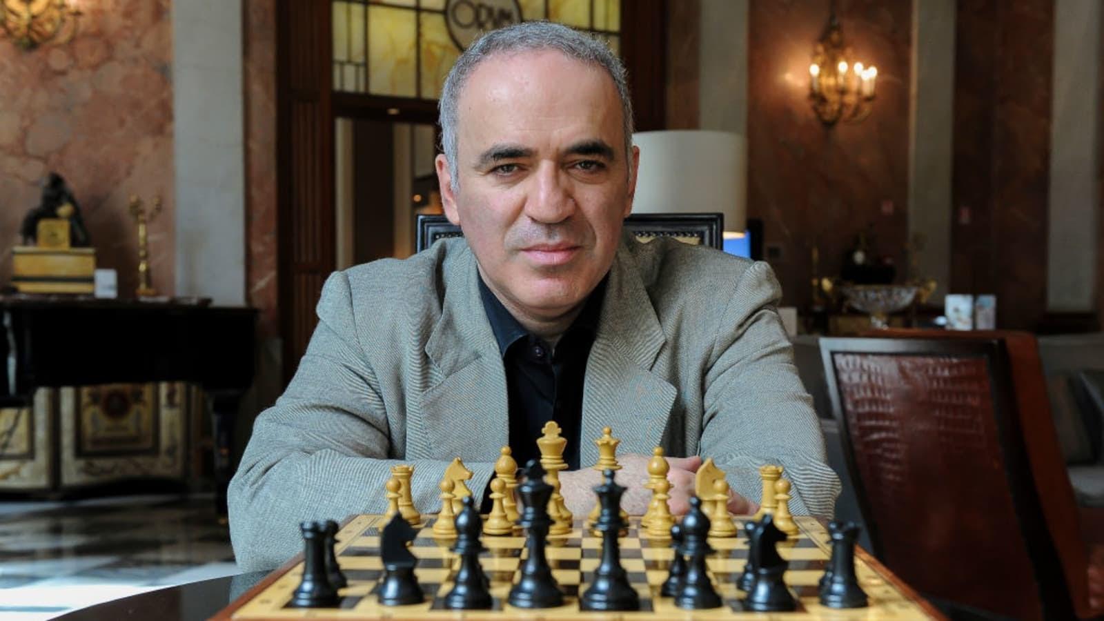 Гарри Каспапаров