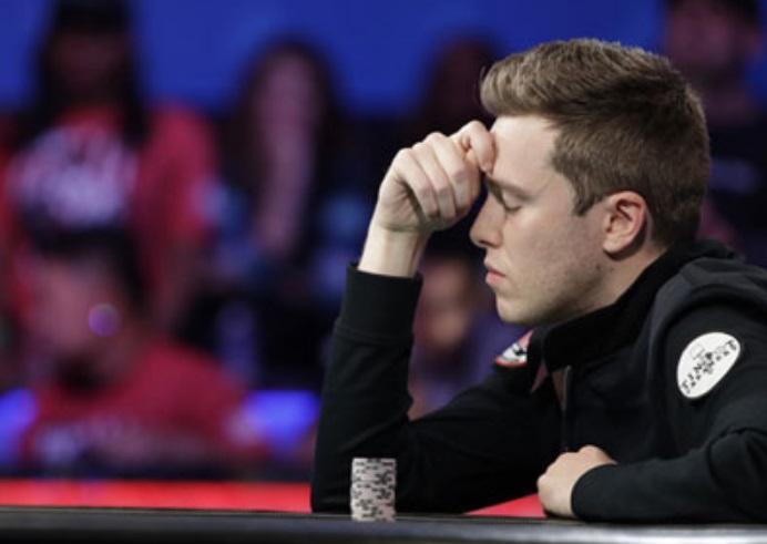 Гордон Вайо за покерным столом