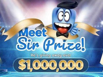 Meet Sir Prize