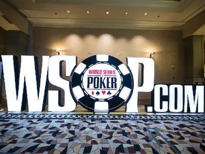 WSOP 2021