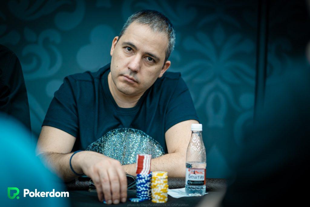 Мобильное приложение PokerDom
