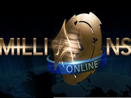 millions online partypoker