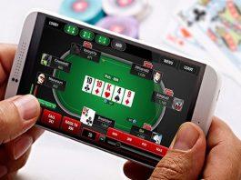 mobile online poker
