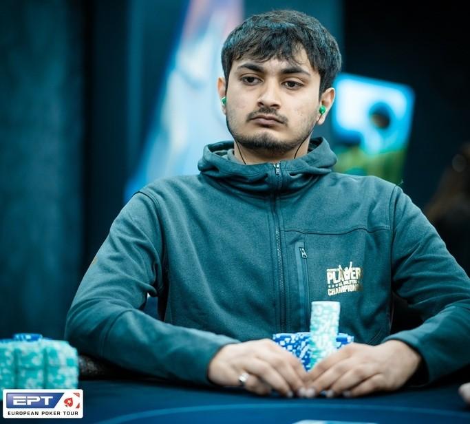 Индийский покерист Картик Вед