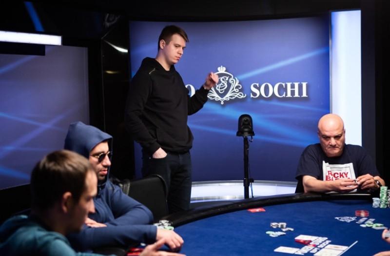 Максим Писаренко: 3-е место, 11,865,000 руб.