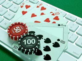 online poker promo may 2018