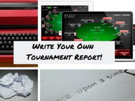 отчеты игроков PokerStars