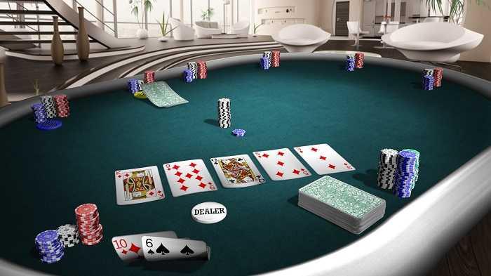 Покерные турниры с настоящими людьми