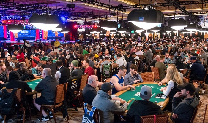 Мировая серия покера