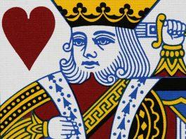 Король червей в покере