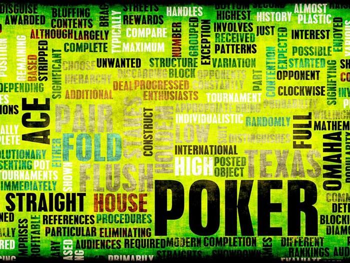 Cловарь терминов покера и сленга